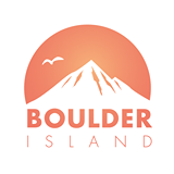 logo boulder island